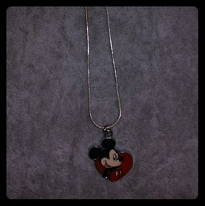 Other - Mickey mouse necklace